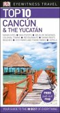 DK Eyewitness Top 10 Travel Guide Cancun and The Yucatan