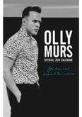 Olly Murs Official 2018 Calendar - A3 Poster Format