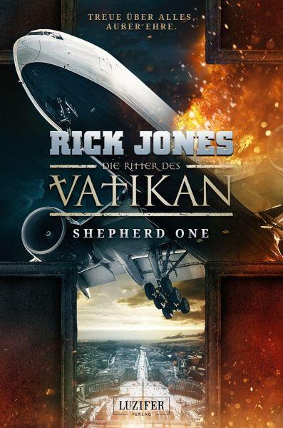 Buch-Reihe Die Ritter des Vatikan
