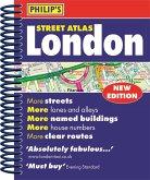 Philip's Street Atlas London - new spiral-bound edition