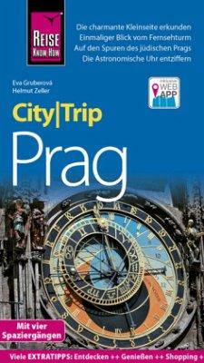 Reise Know-How CityTrip Prag - Gruberová, Eva; Zeller, Helmut