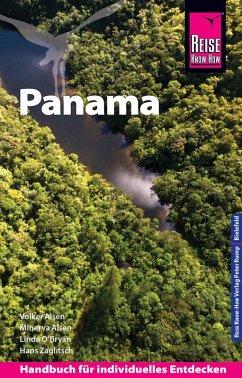 Reise Know-How Reiseführer Panama (eBook, PDF) - Zaglitsch, Hans; O'Bryan, Linda; Alsen, Volker