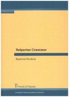 Bulgarian Grammar - Nicolova, Ruselina