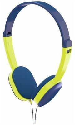 Hama On-Ear Stereo Kopfhörer Kids Blau Grün