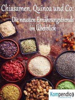 Chiasamen, Quinoa und Co: (eBook, ePUB) - Dallmann, Alessandro