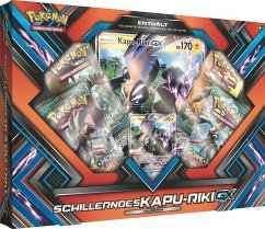 Pokemon (Sammelkartenspiel), Shiny Kapu-Riki-GX Box (deutsch)