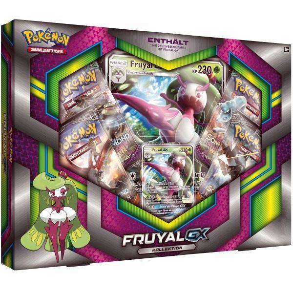 Pokemon Sammelkartenspiel FruyalGX