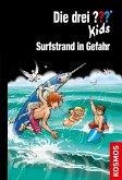Surfstrand in Gefahr / Die drei Fragezeichen-Kids Bd.73 (eBook, ePUB)