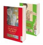 Gustav Klimt und Egon Schiele. Zeit und Leben der Wiener Künstler
