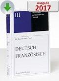 Deutsch-Französisch/Französisch-Deutsch / Wörterbuch der industriellen Technik, CD-ROM