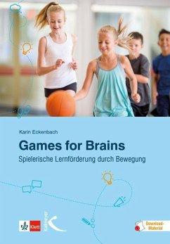 Games for Brains - Eckenbach, Karin