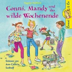 Vorschaubild von D.Hoßfeld: Conni,Mandy Und Das Wilde Wochenende