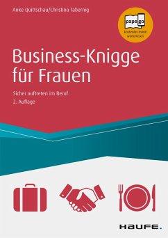 Business-Knigge für Frauen (eBook, PDF) - Tabernig, Christina; Quittschau, Anke