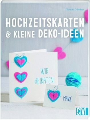 Hochzeitskarten Kleine Deko Ideen Mangelexemplar Von Claudia