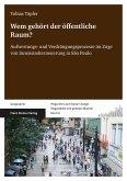 Wem gehört der öffentliche Raum? (eBook, PDF)