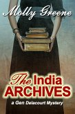 The India Archives (Gen Delacourt Mystery Series, #8) (eBook, ePUB)