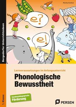 Phonologische Bewusstheit - Konkow, Monika
