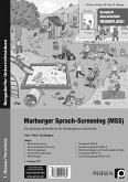 Marburger Sprach-Screening (MSS) - Testbögen-Heft