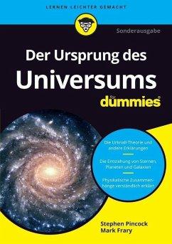 Der Ursprung des Universums für Dummies (eBook, ePUB) - Pincock, Stephen