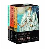 The Norton Anthology of English Literature. Volumes A, B, C
