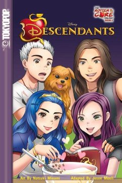 Disney Manga: Descendants - The Rotten to the Core Trilogy Book 2 - Muell, Jason