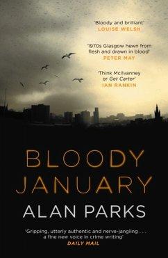 BLOODY JANUARY MAIN/E - Parks, Alan