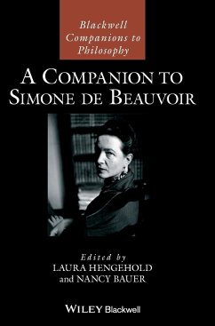 Companion to Simone de Beauvoi - Hengehold