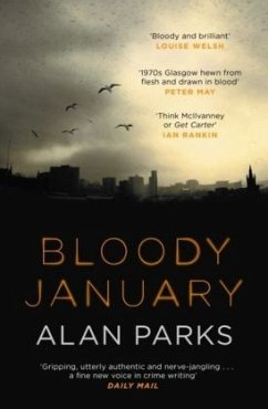 Bloody January - Parks, Alan