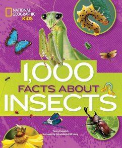 1,000 Facts about Insects - National Geographic Kids; Honovich, Nancy