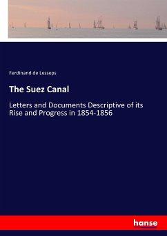 9783744763608 - Lesseps, Ferdinand de: The Suez Canal - Buch