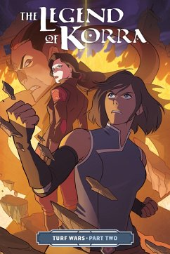 The Legend of Korra 02. Turf Wars Part Two - DiMartino, Michael D.