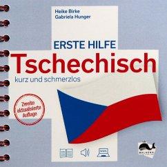 Erste Hilfe Tschechisch - kurz und schmerzlos, ...