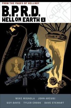 B.P.R.D. Hell on Earth Volume 1 - Mignola, Mike; Arcudi, John