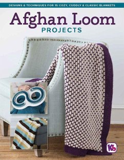 Afghan Loom Projects: Designs & Techniques for ...