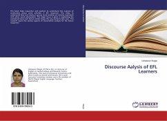Discourse Aalysis of EFL Learners