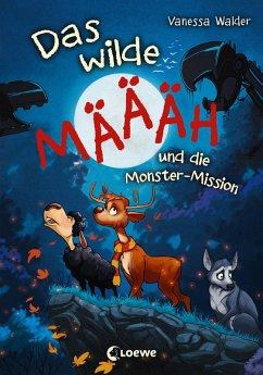 Das wilde Määäh und die Monster-Mission / Das wilde Mäh Bd.2 (eBook, ePUB) - Walder, Vanessa