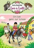 Leo & Lolli 3 - Ein Esel geht zur Schule (eBook, ePUB)