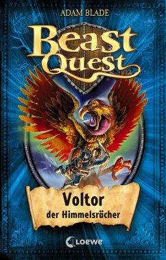 Voltor, der Himmelsrächer / Beast Quest Bd.26 (eBook, ePUB) - Blade, Adam