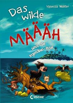 Das wilde Määäh und die Irgendwo-Insel / Das wilde Mäh Bd.3 (eBook, ePUB) - Walder, Vanessa