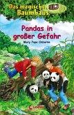 Pandas in großer Gefahr / Das magische Baumhaus Bd.46 (eBook, ePUB)