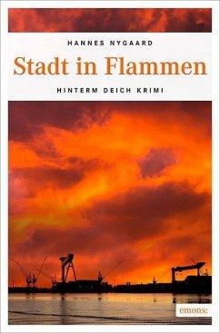 Stadt in Flammen (Mängelexemplar)