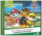 Paw Patrol - Der fellfreunde Boogie, 1 Audio-CD