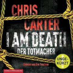 I Am Death. Der Totmacher / Detective Robert Hunter Bd.7 (MP3-Download) - Carter, Chris