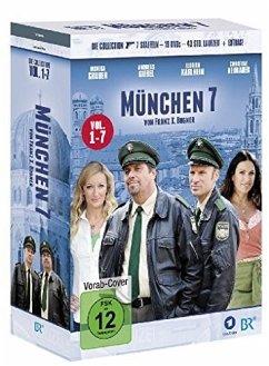 München 7 - Vol. 1-7 DVD-Box
