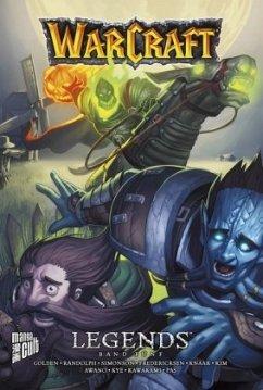 WarCraft: Legends / Warcraft: Legends Bd.5 - Knaak, Richard A.; Mui, Qing Ping; Golden, Christie; Lewter, Troy; Fredericksen, Evelyn; Awano, Erica; Jolley, Dan; Randolph, Grace; Sparrow, Aaron; Kim, Jae-Hwan; Kwon, Elisa; Olivares, Carlos; Kye, Seung-Hui; Furukawa, Fernando Heinz