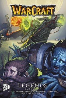 Buch-Reihe Warcraft: Legends