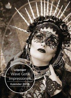 Leipziger Wave Gotik Impressionen Kalender 2018