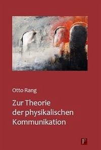 Zur Theorie der physikalischen Kommunikation