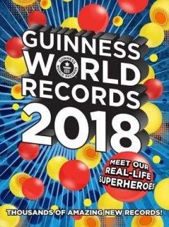 Guinness World Records 2018 (englischsprachige Ausgabe)