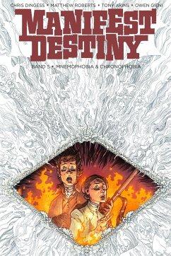 Manifest Destiny 5 - Dingess, Chris